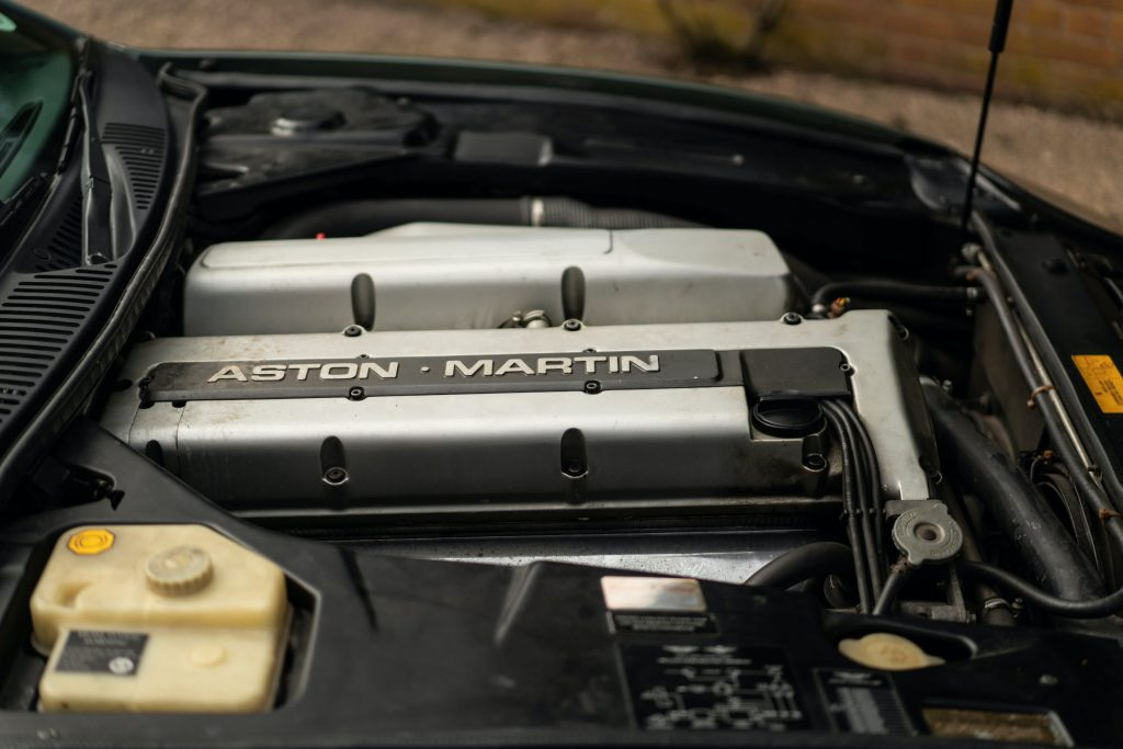 What goes wrong with an Aston Martin DB7 engine