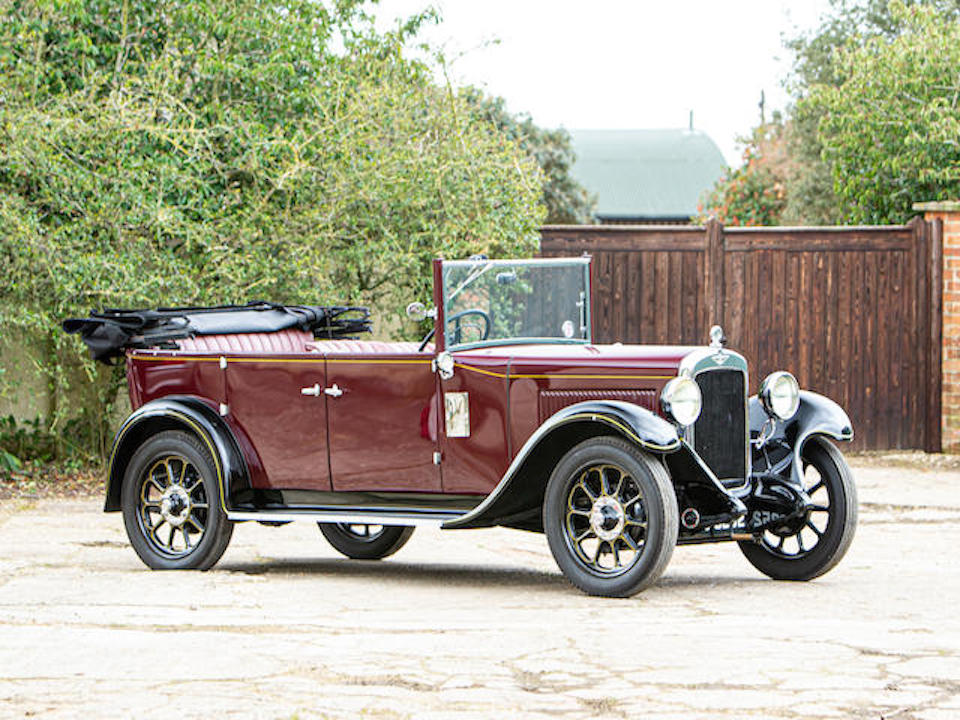 The Austin that Peter Sellers couldn't bear to be parted from is up for auction