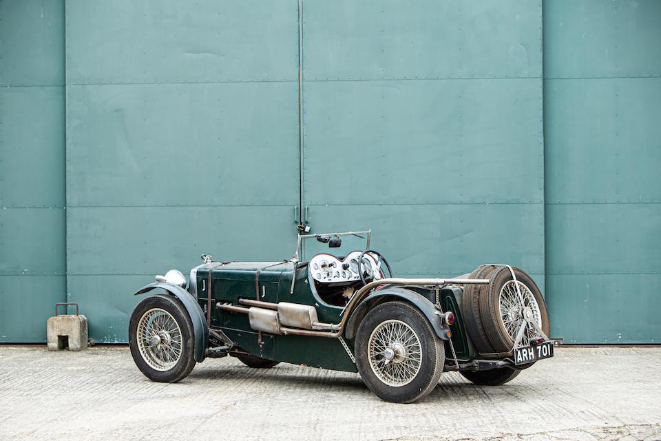 1935 MG L1 Magna