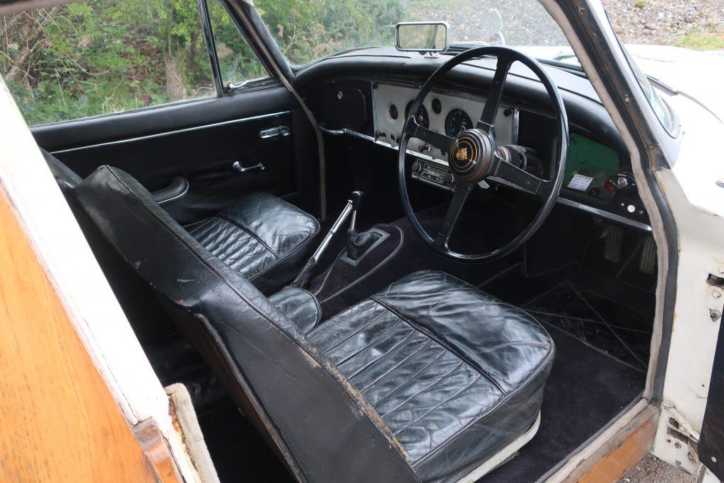 1960 Jaguar XK150 shooting brake