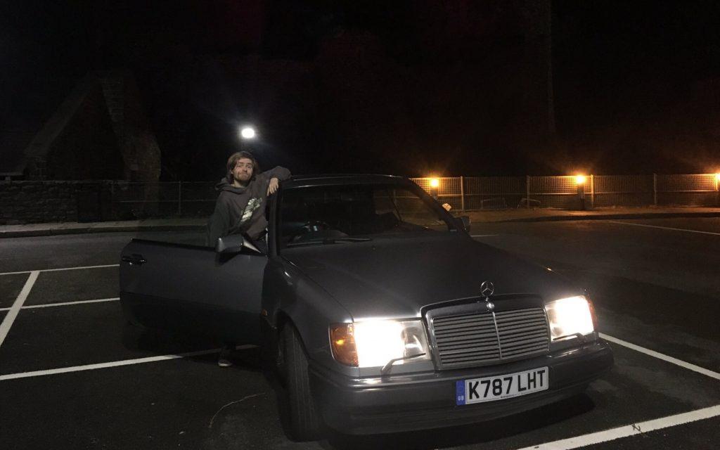 Jack Wood's 1992 Mercedes 300CE