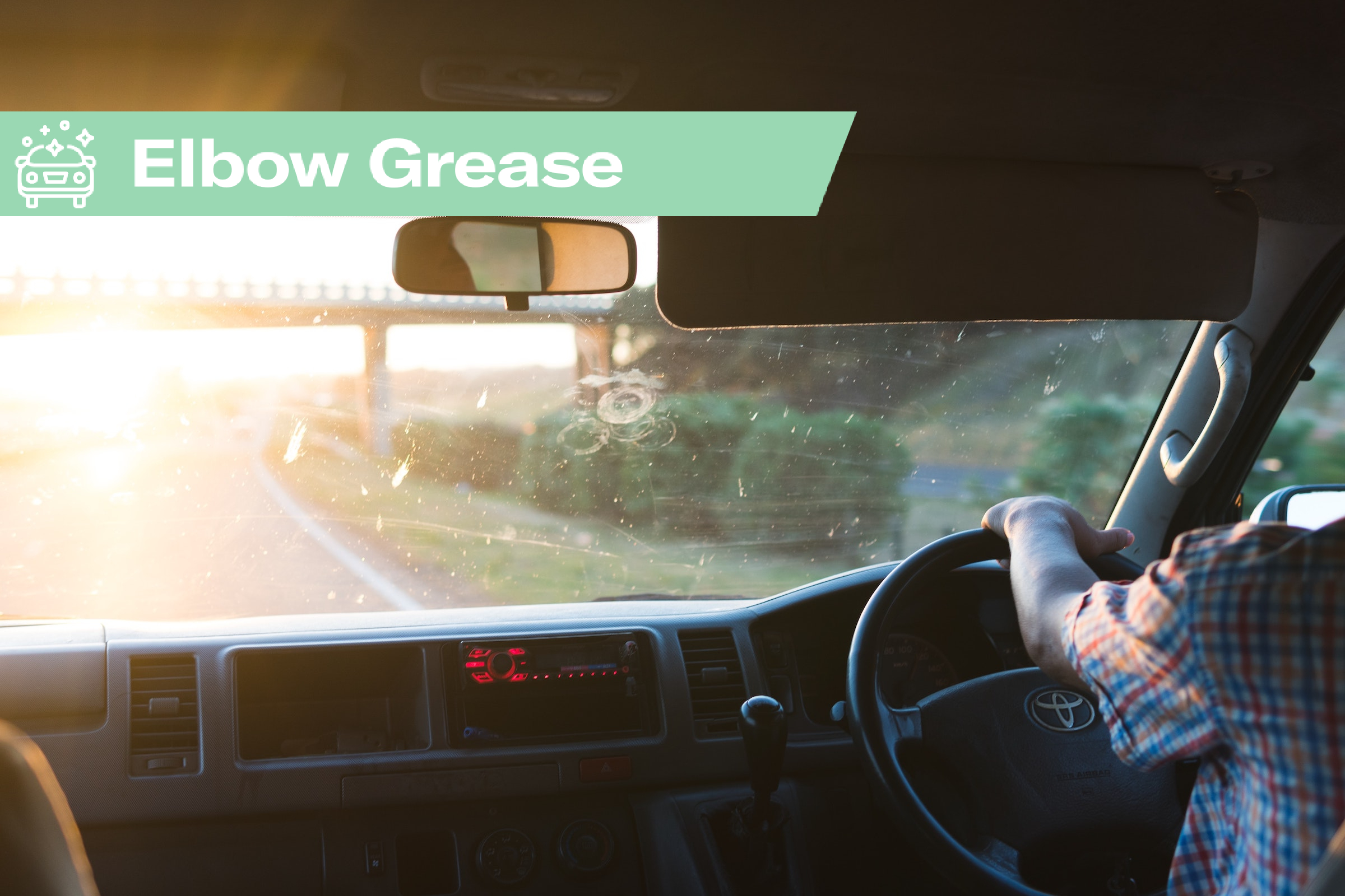 Elbow Grease: Some clarity on cleaning glass