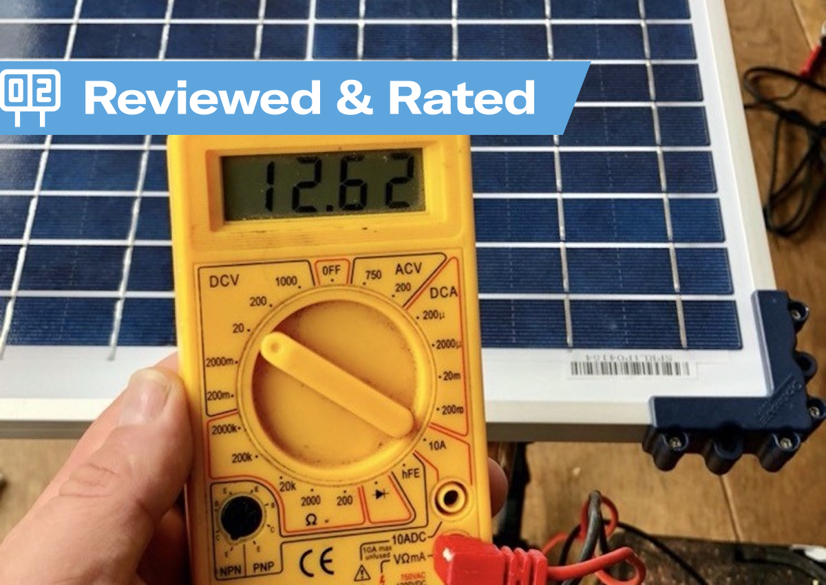 Reviewed & Rated: Solar battery chargers