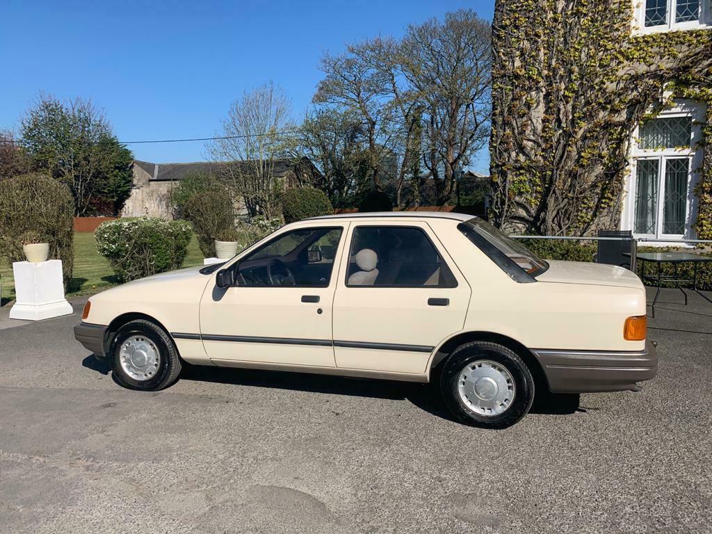 1987 Ford Sierra Sapphire GL