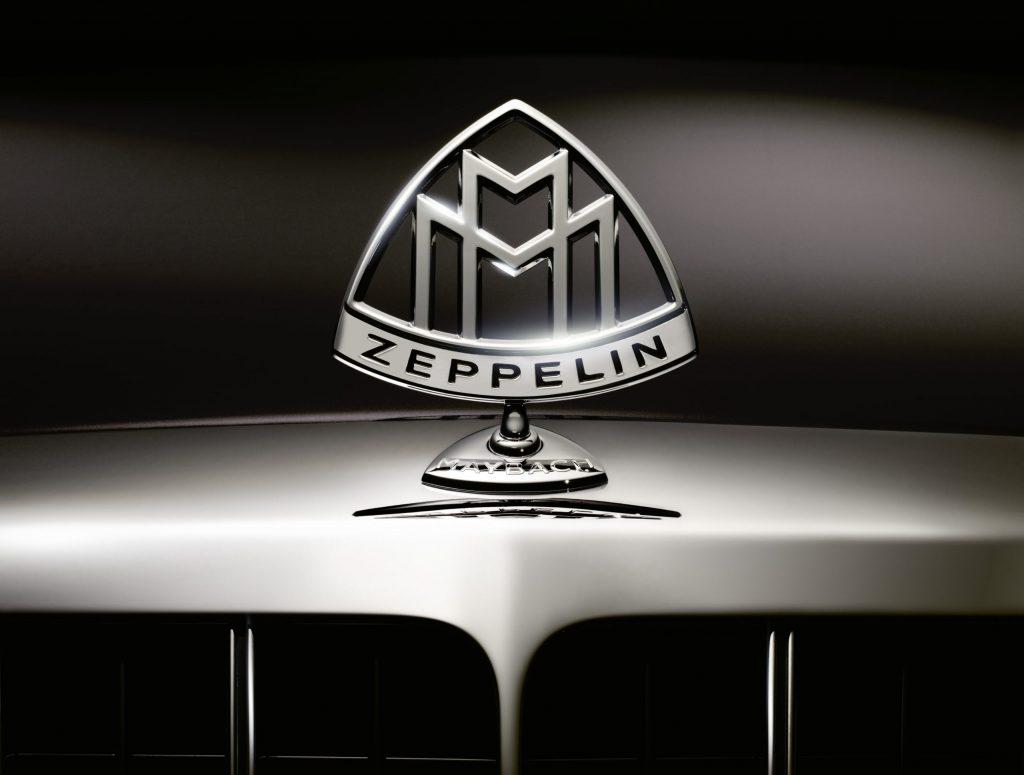 2009 Maybach Zeppelin Daimler AG