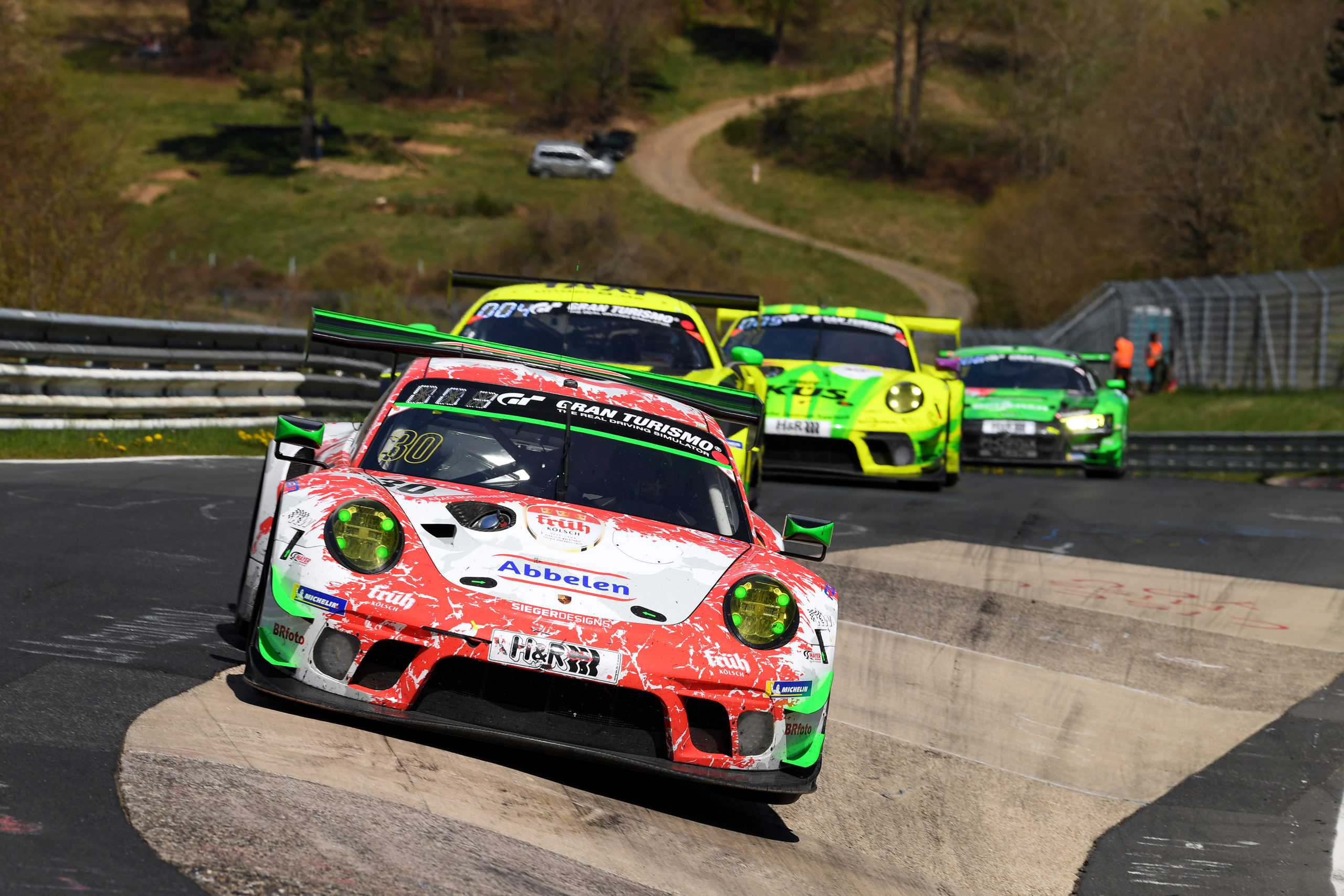 """Six reasons the """"brilliantly bonkers"""" Nürburgring 24 Hours is like no other race"""