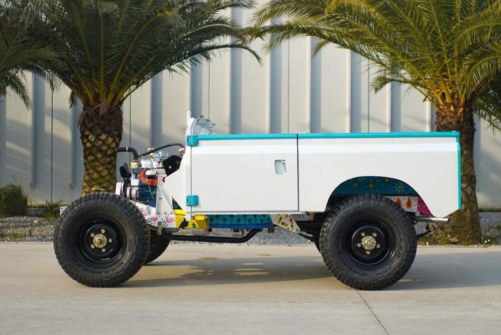 Falcon Design Land Rover Miami