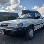 1988 Nissan Sunny Coupe