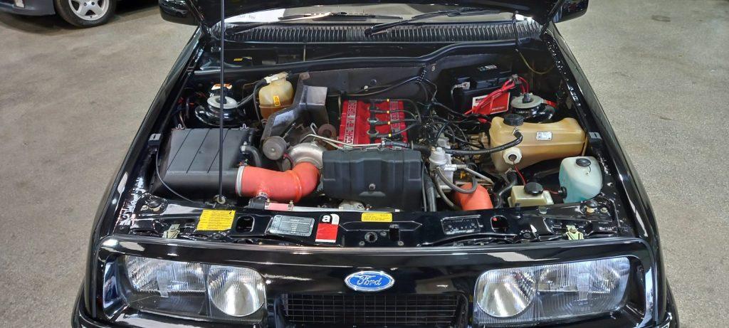 Mathewsons 1987 Ford Sierra RS500 Cosworth