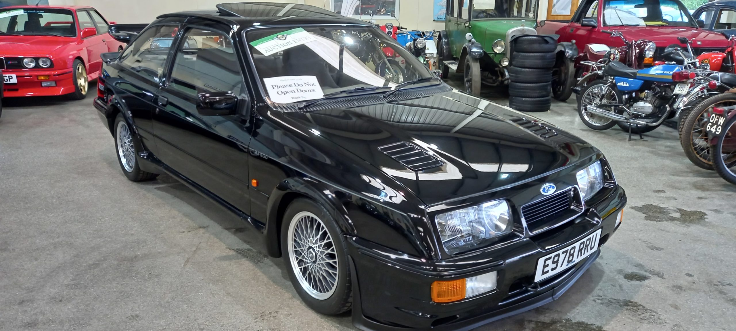 Market Watch: Blue-collar to blue-chip for Sierra RS500