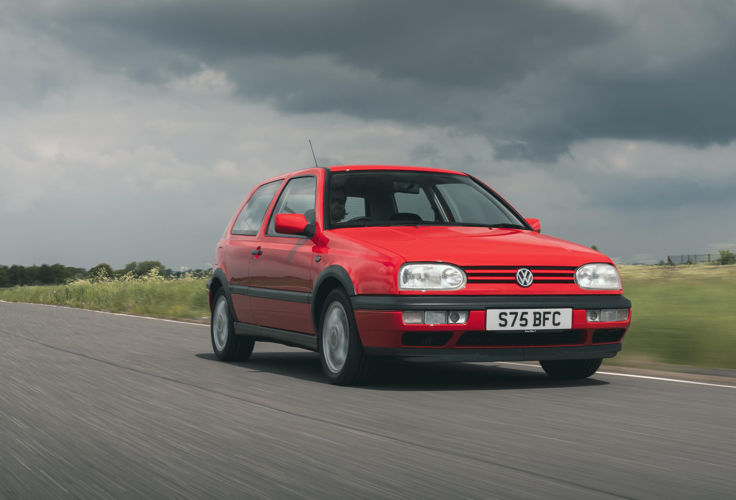 The Mk3 Volkswagen Golf GTI is not as bad as we're told