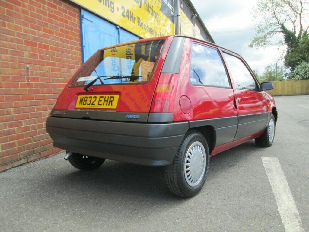 1995 Renault 5 Campus