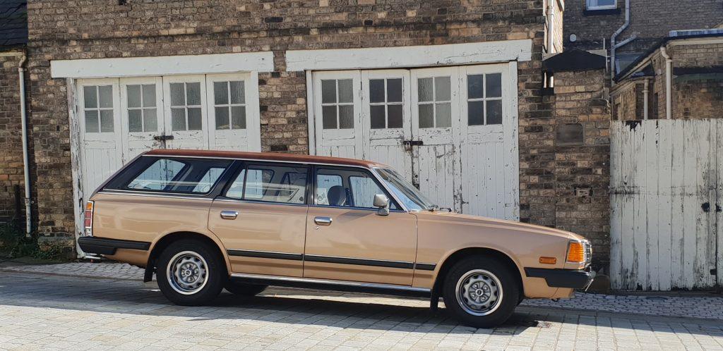 1982 Mazda 929L