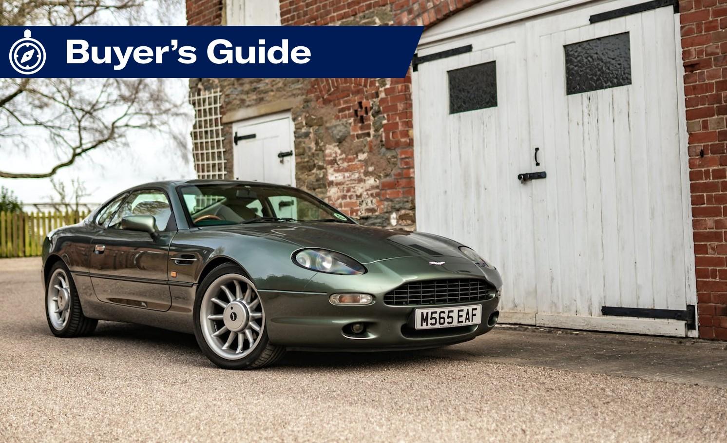 Buying Guide: Aston Martin DB7