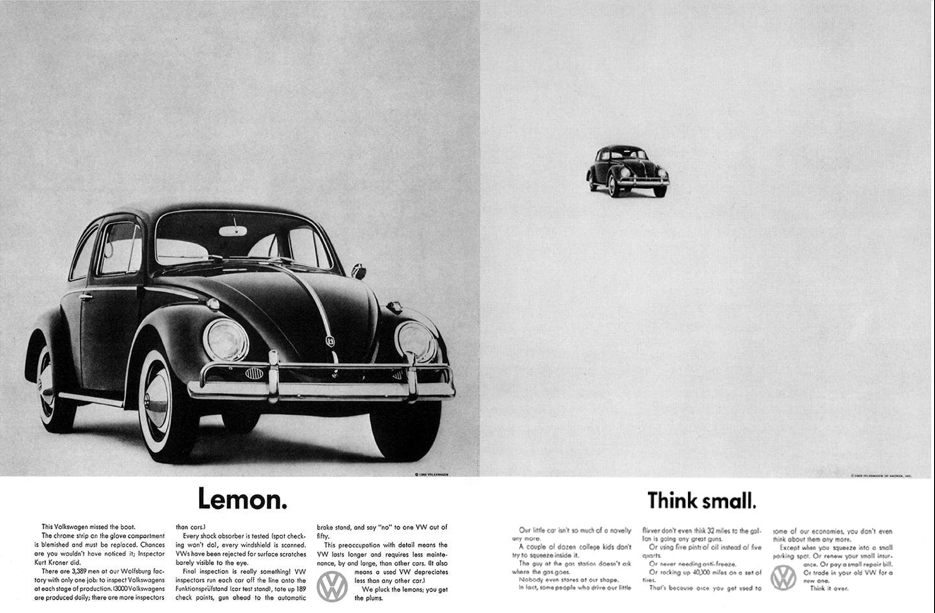 The 20 best car adverts of all time