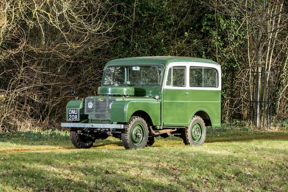 Land-Rover Series I Station Wagon, 1949