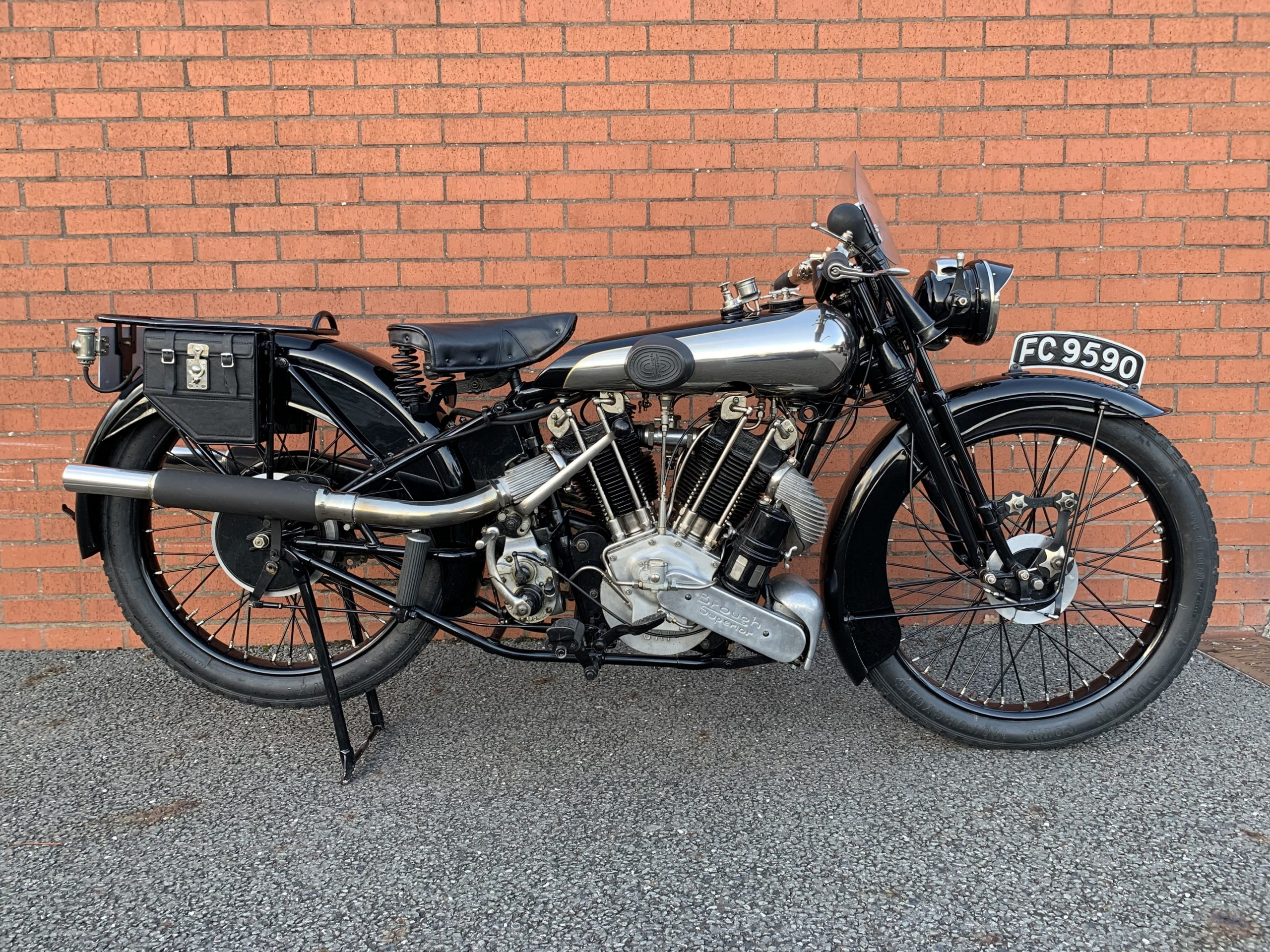 Brough Superior SS100_collectable bikes_Hagerty