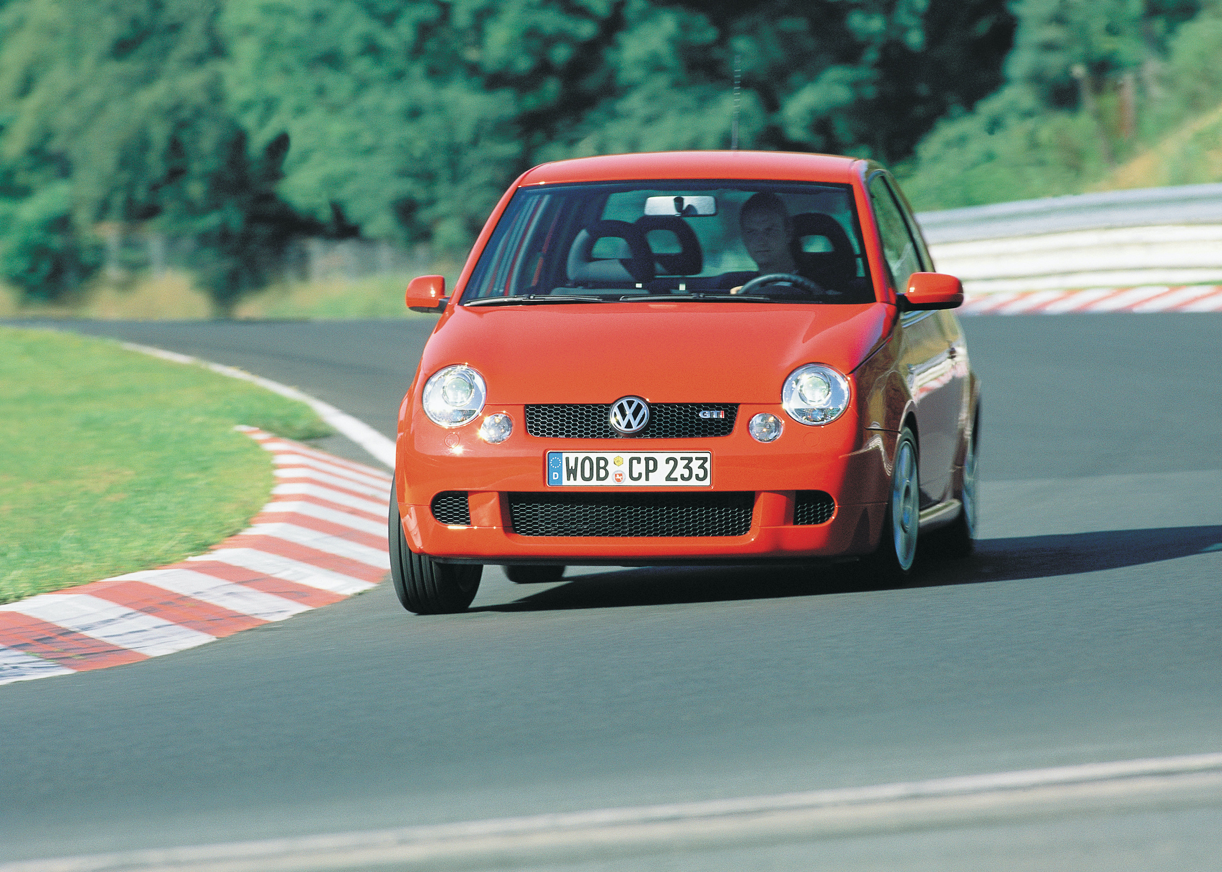 Future Classic: Volkswagen Lupo GTI
