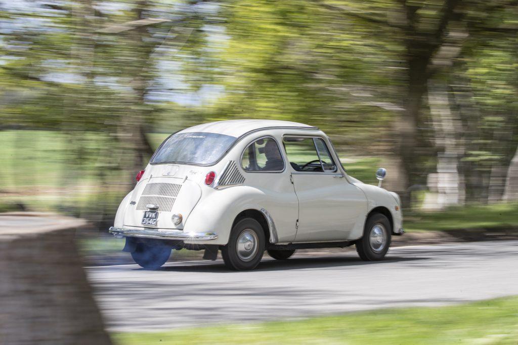 Hagerty story on kei cars_ 1968 Subaru 360