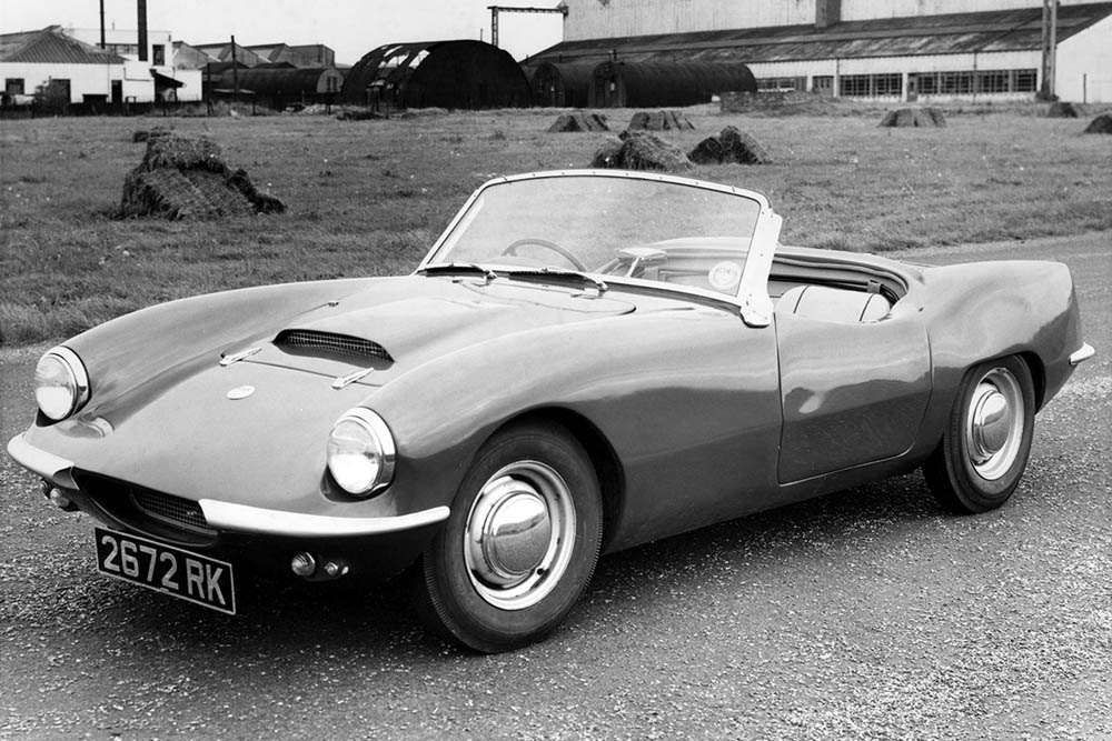Cars that time forgot: Elva Courier