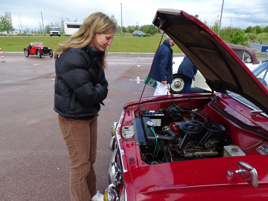 Vauxhall VX4/90 driving experience