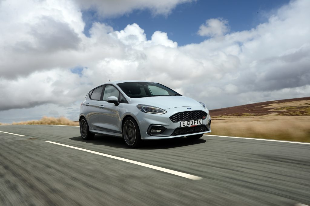 Ford Fiesta ST-3 review 2021