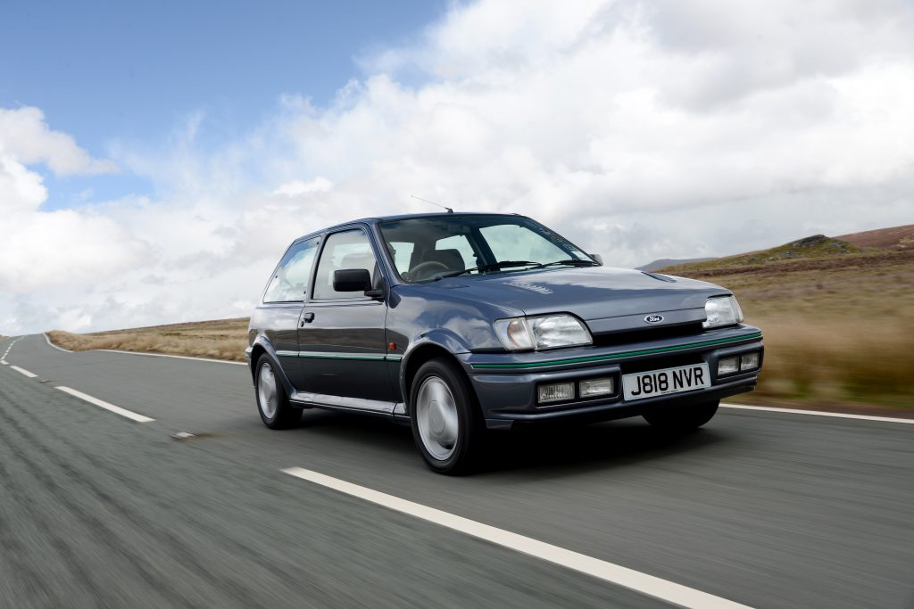 1990 Ford Fiesta RS Turbo review