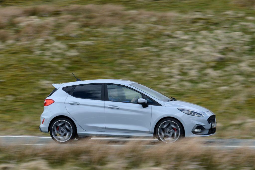 Ford Fiesta ST test