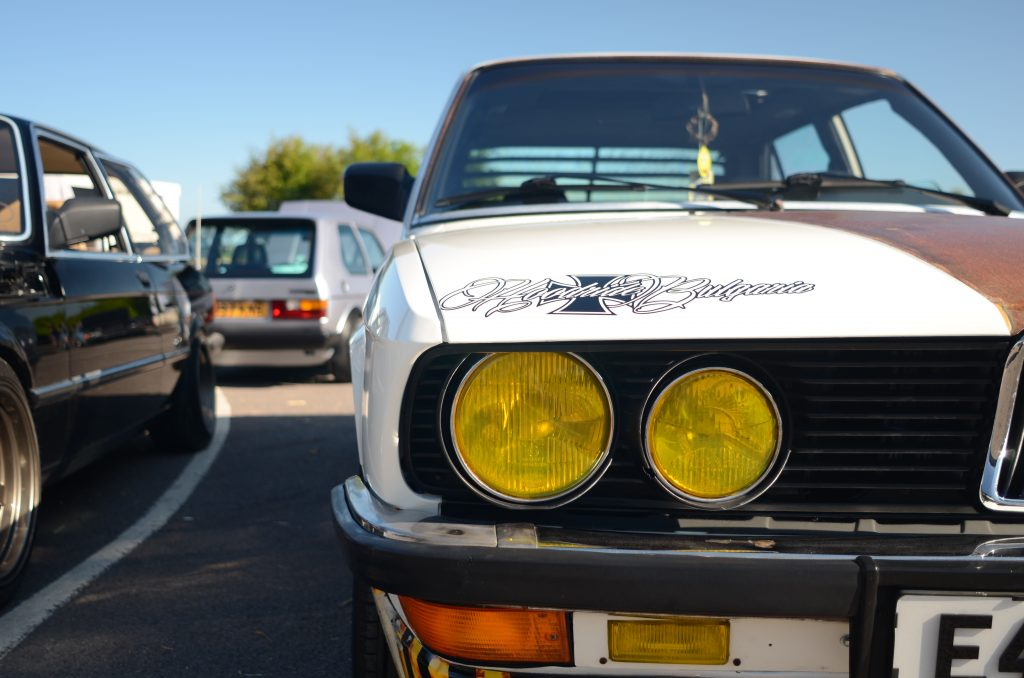 BMW E28 5-series