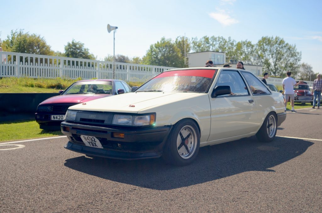 Toyota AE86 Corolla Levin