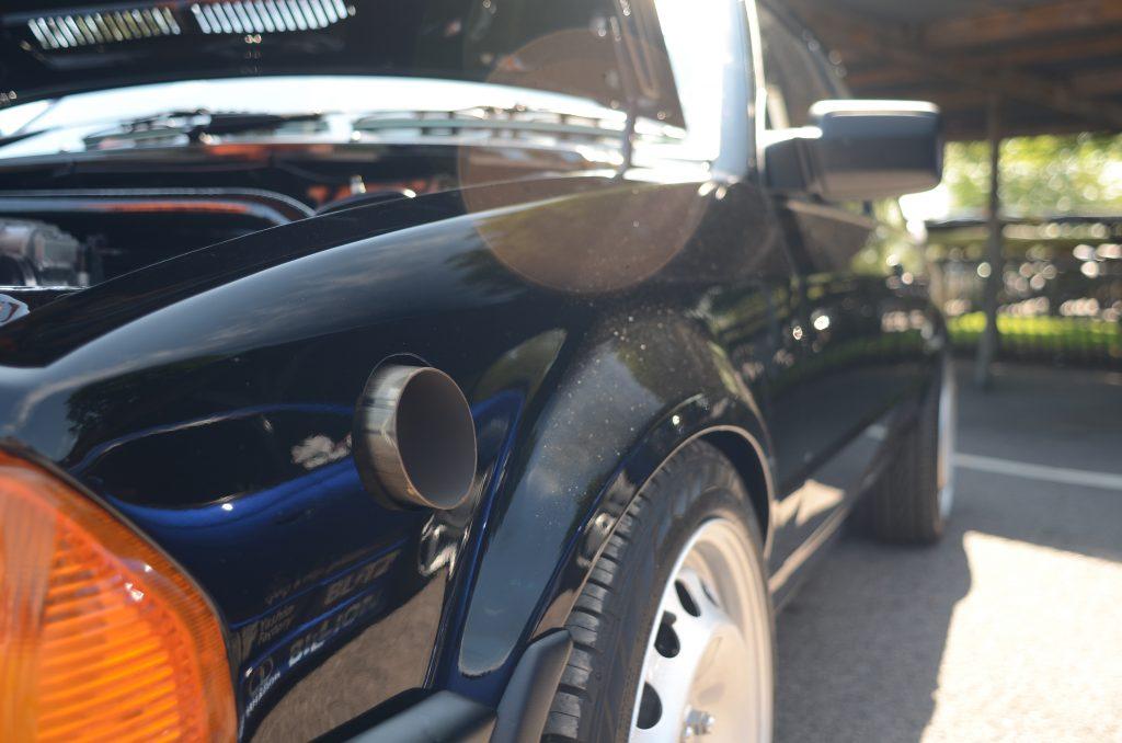 Ford Escort rotary