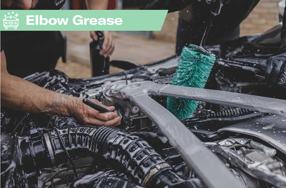 Elbow Grease: How to clean and detail an engine bay