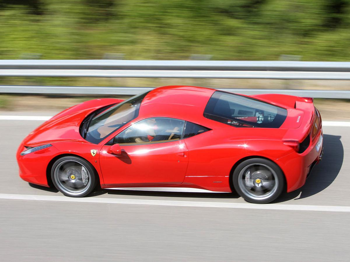 Future Classic: Ferrari 458 Italia