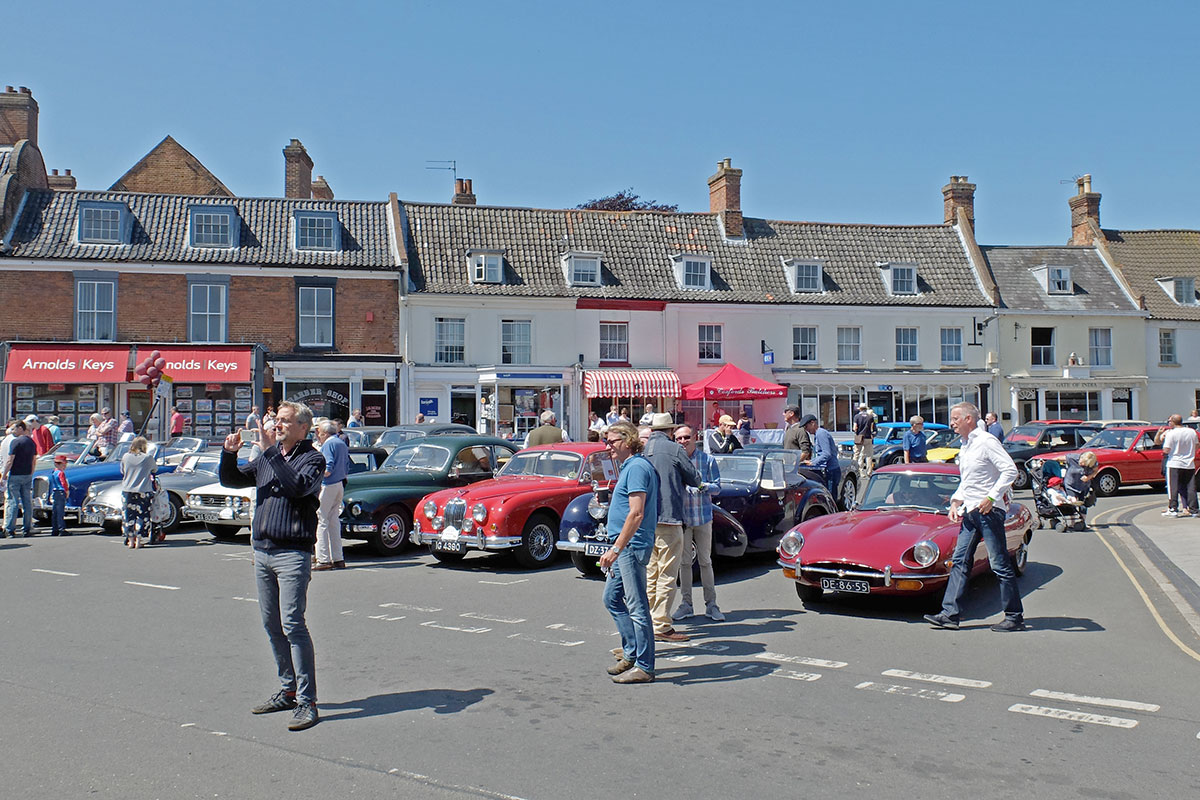 Join the Club: The Gay Classic Car Group