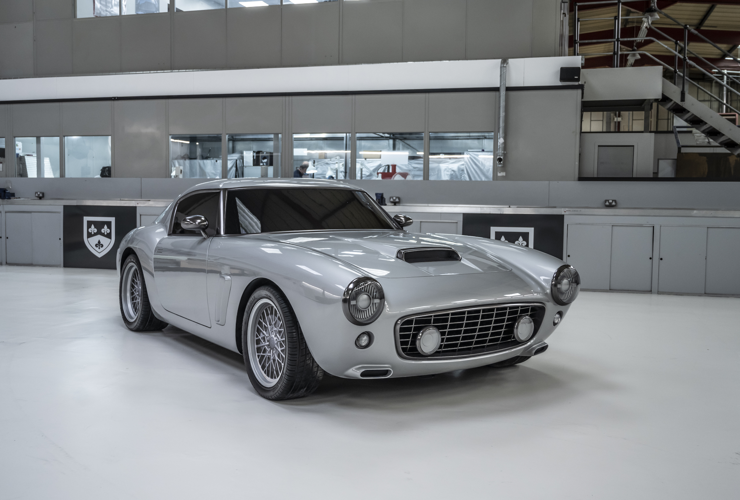 Still want that supercar? Up close with the new RML Short Wheelbase – the GT inspired by the Ferrari 250 SWB