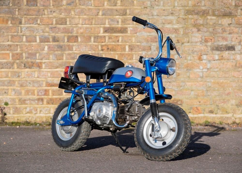 Honda Z50 Monkey collectors bikes 2021