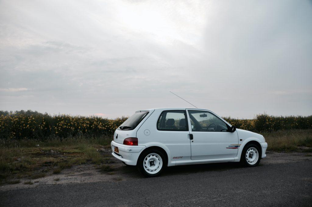Peugeot 106 Rallye Dawn Patrol
