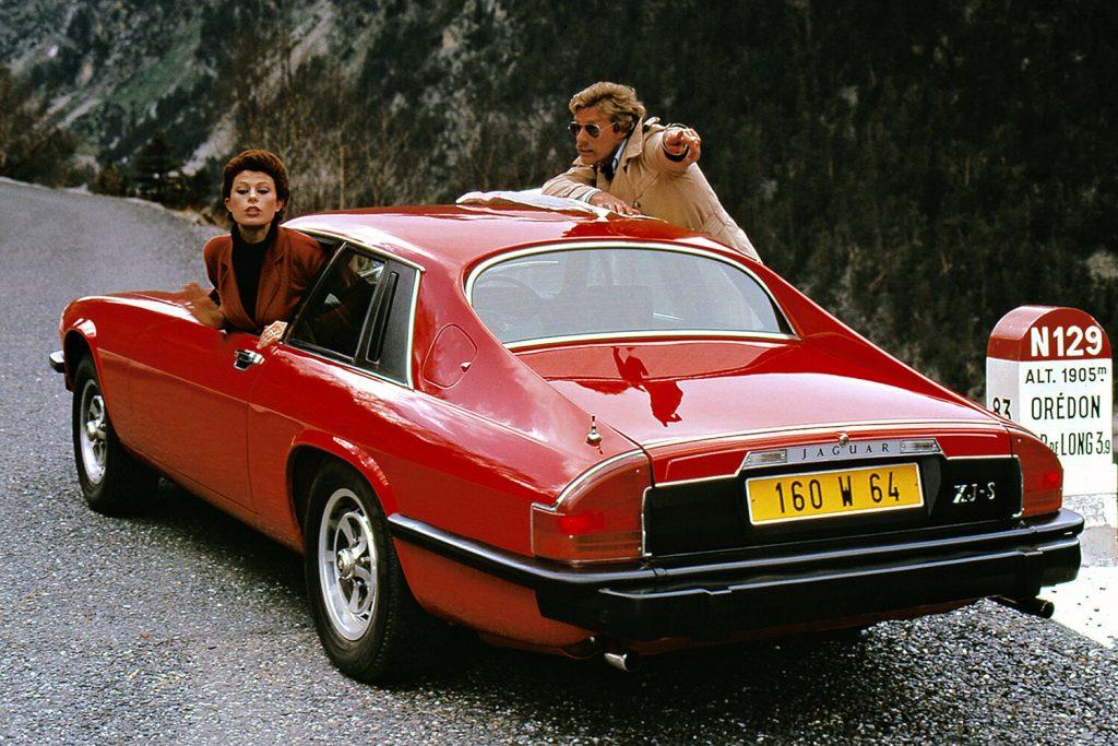 The 1975 Jaguar XJ-S was unreliable