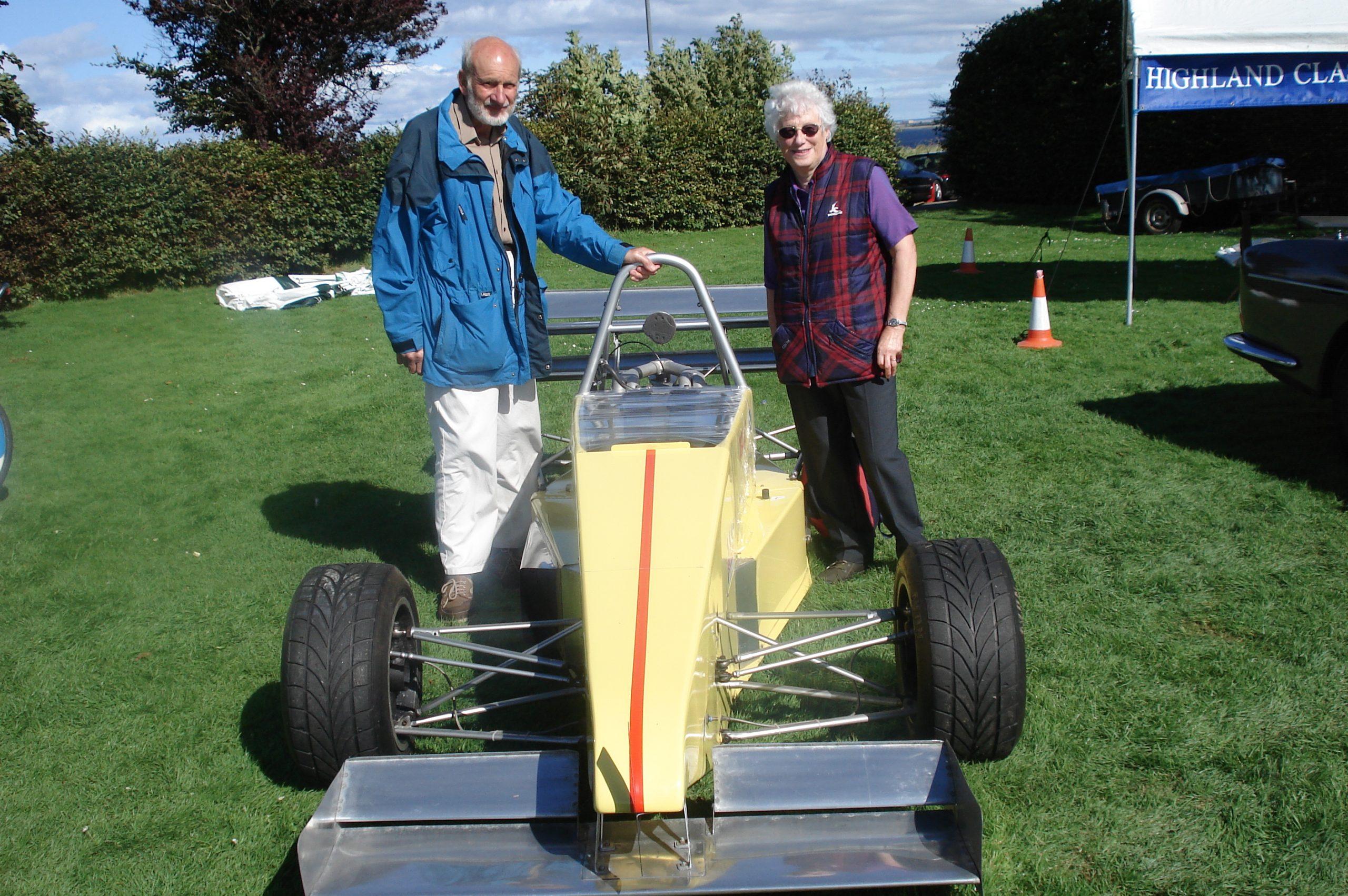 Your Classics: Jim Sword and his Jasag homebuilt racing car