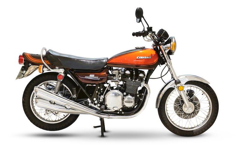 Kawasaki Z1 classic bike is a great buy