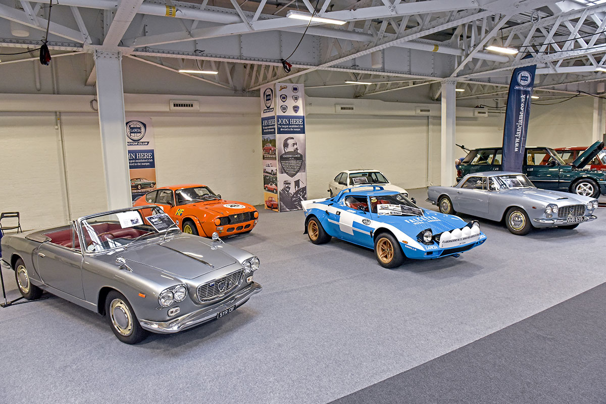 Join the Club: Lancia Motor Club