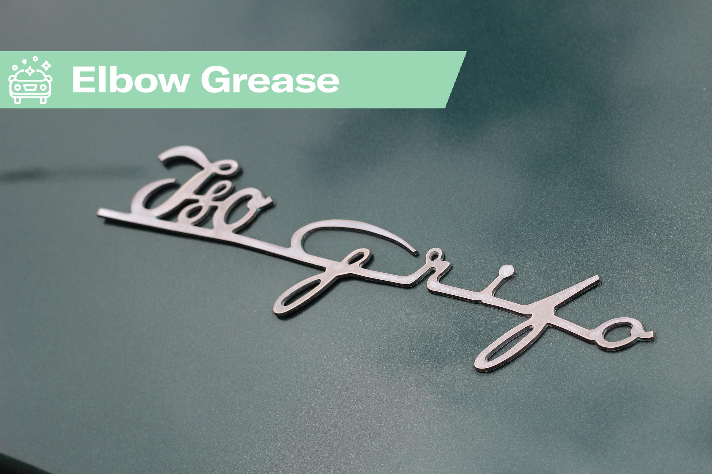 Elbow Grease: Preparing your car for a concours event
