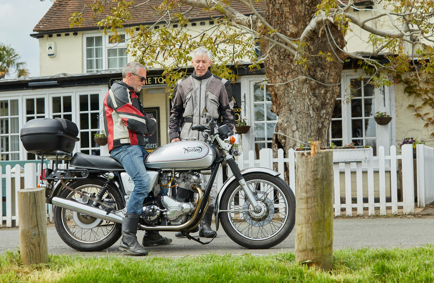 Friends reunited: Why I need a Norton Commando back in my life