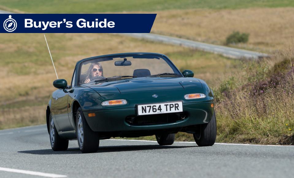 Buying Guide: Mazda MX-5 Mk1 (1989 - 1998)