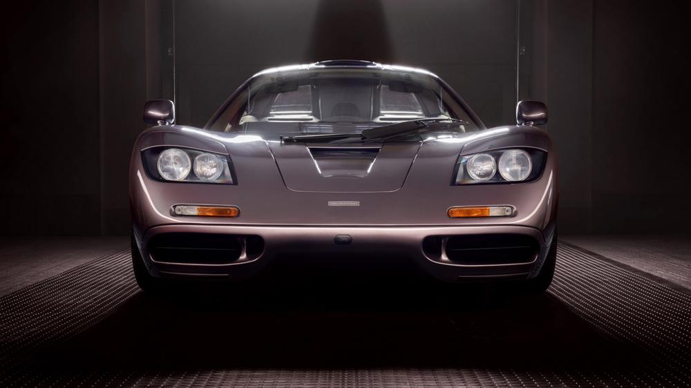 Temptation test: Delivery-mileage McLaren F1, Mercedes SL and Lancia Gamma for sale
