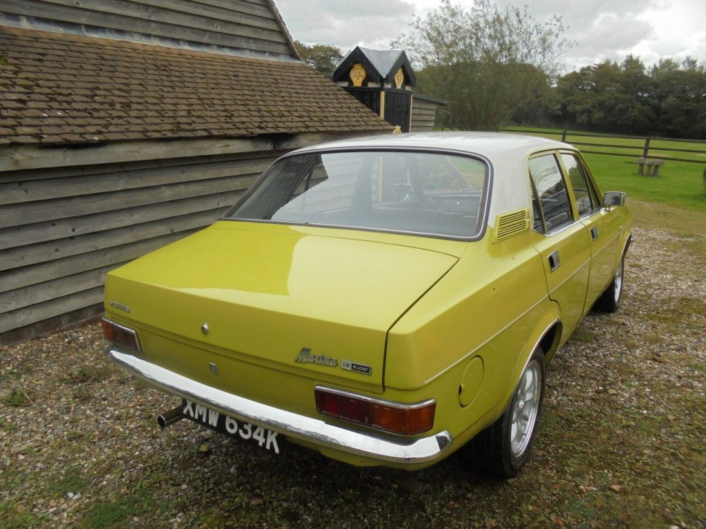 Morris Marina, 1971_British cars floored by flaws