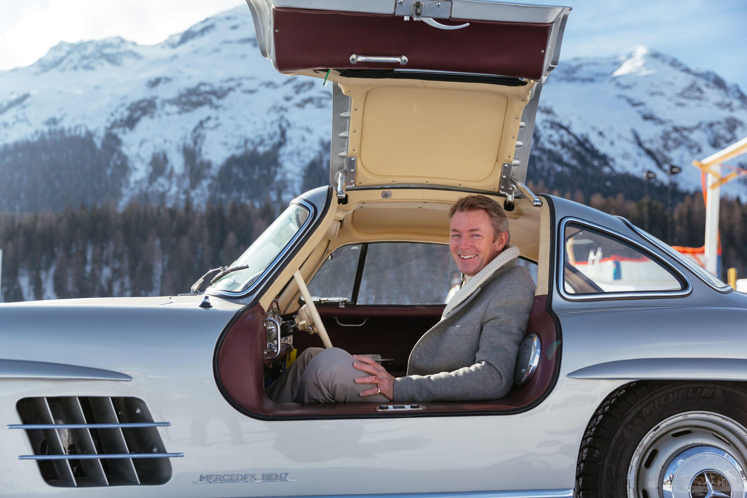 The One That Got Away: Simon Kidston's Mercedes-Benz 300SL Gullwing