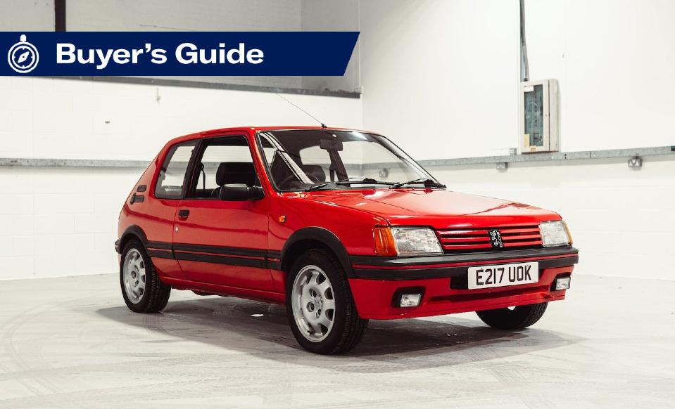 Buying guide: Peugeot 205 GTI (1984 – 1994)