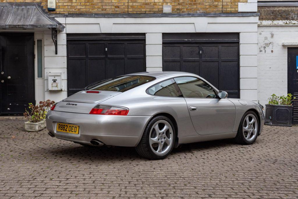 Porsche 911 996 Buyer's Guide