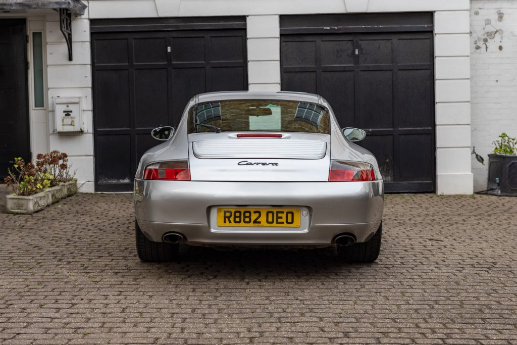 Porsche 911 996 Buying Guide_Hagerty